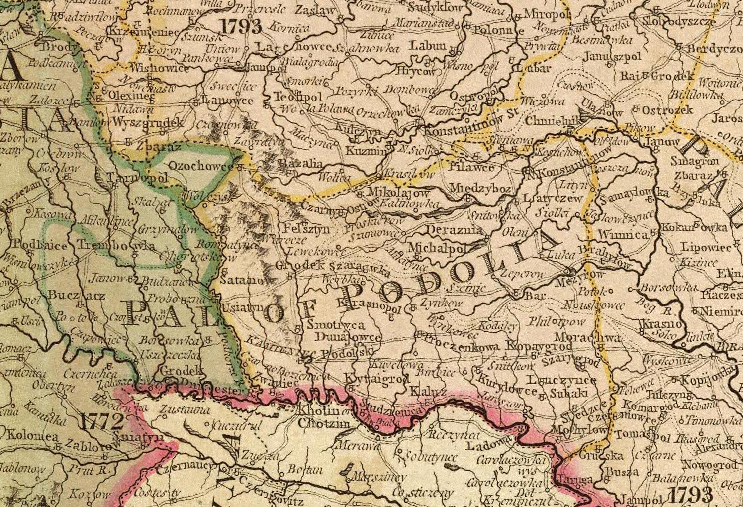 Роматинці 1799