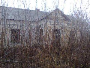 Ймовірна будівля флігеля , в якому мешкала родина Мархоцьких ус. Тарноруда , і де, власне народився сам майбутній реформатор.