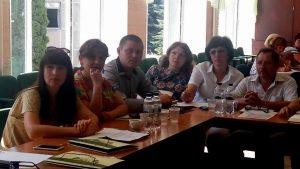 Засідання робочої групи із розробки Стратегії розвитку Волочиської ОТГ.
